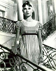 Audrey Hepburn in War and Peace (1956)