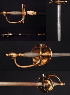 Else di spada da ufficiale della cavalleria pesante inglese
