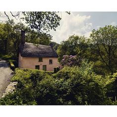 Book your stay a Bridge Cottage, a thatched cottage set in Peppercombe Valley next to a path that leads down to a deserted beach. New York City Location, Devon Cottages, Los Angeles Police Department, North Devon, Ordinary Lives, Banksy, Natural Living, Paths, Remote