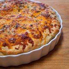 Three Cheese Italian Bread Recipe On Yummly Atyummly Recipe