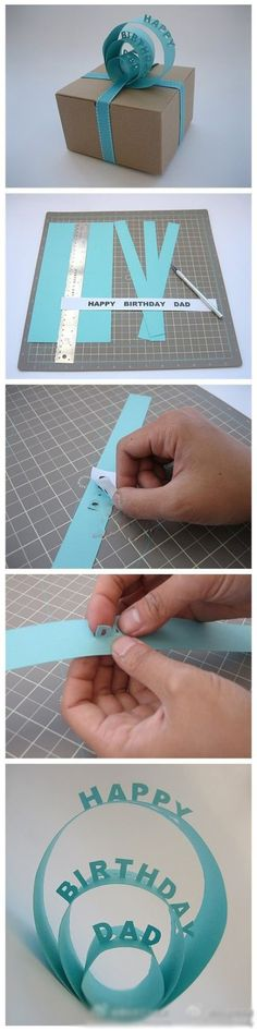 for great gift ribbon! :)