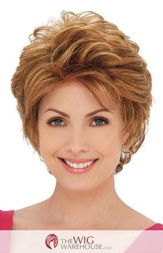 Hazel by Estetica Designs- #Synthetic #Wigs