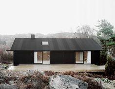 Škandinávske domy – fotogaléria – Moderné drevostavby
