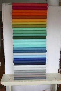 28 New Kona Cotton Colors - Pink Chalk Studio