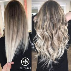 Are you going to balayage hair for the first time and know nothing about this technique? We've gathered everything you need to know about balayage, check! Blonde Hair Looks, Brown Blonde Hair, Dark Hair, Blonde Honey, Honey Hair, Cabelo Ombre Hair, Balayage Hair Blonde, Balayage Hairstyle, Honey Balayage