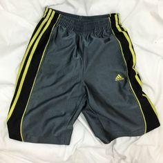 Adidas Boys Shorts No trades kids size Adidas Shorts