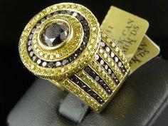 man s ring with black diamond - Поиск в Google
