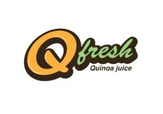Primer boceto logo Q-Fresh