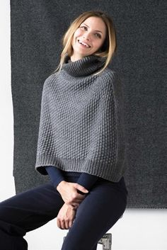 Online yarn store for knitters and crocheters. Designer yarn brands, knitting patterns, notions, knitting needles, and kits. Capelet Knitting Pattern, Knitted Capelet, Knitting Patterns Free, Knit Patterns, Free Knitting, Crochet Capas, Knit Crochet, Slippers Crochet, Online Yarn Store