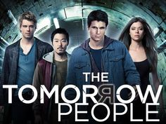 The Tomorrow People - Episode Guide, TV Times, Watch Online, News - Zap2it