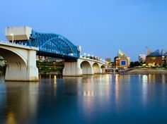 42. Chattanooga, Tennessee
