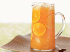 Orange juice (unsweetened) Size: 1 c Sugar: 20 grams