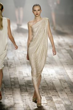 Lanvin at Paris Spring 2008