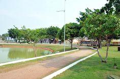Resultado de imagem para lago artificial publico