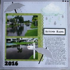 Autumn Rains - Scrapbook.com