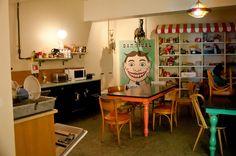 How rad is this hostel in Reykjavik, Iceland?! *Kex Hostel*