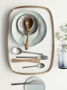 Bloomingville tableware