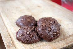 Hazelnut Chocolate Protein Cookies