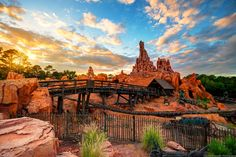 Big Thunder Sunset by Matthew Cooper on 500px