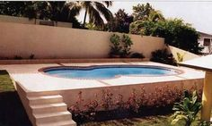 Above+Ground+Swimming+Pool+Ideas | semi ground pools VzVae 24431 Semi Above Ground Pools