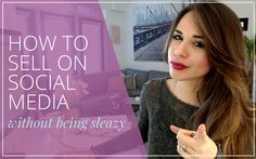How To Sell On Social Media Without Being Pushy, Salesy, or Slimy http://kimberlyannjimenez.com/how-to-sell-on-social-media/?utm_campaign=coschedule&utm_source=pinterest&utm_medium=Kimberly%20Ann%20Jimenez&utm_content=How%20To%20Sell%20On%20Social%20Media%20Without%20Being%20Pushy%2C%20Salesy%2C%20or%20Slimy