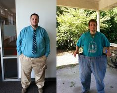 How Anthony the Developer Lost Over 200 Lbs…in ONE year.