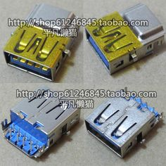 Cable Length: 5 pcs Connectors 2017 Hot DC Power Jack Socket Plug Connector Port for ASUS K53E K53S Mother Board
