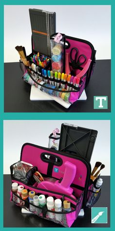 The Rotating Design Board is the perfect size for your Ditto Tool Tote.