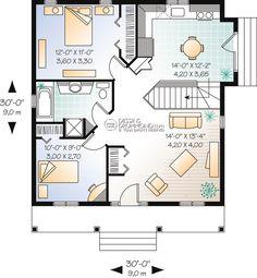 Champêtre   W2127   Maison Laprise - Maisons pré-usinées