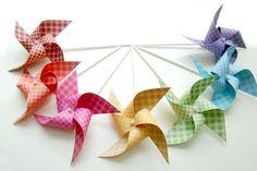 Pinwheels.