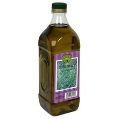 Auguri Rosemary Flavored Extra Virgin Olive Oil, 34-Ounce Bottles (Pack of 3) $38.14