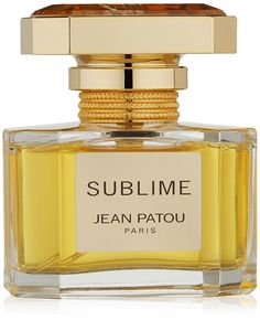 Jean Patou Sublime Eau de Parfum Spray >>> This is an Amazon Affiliate link. Click on the image for additional details.