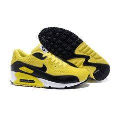 brand new 6d74d 67320 Cheap Fashion org wholesale over off Mens Nike Air Max 90 Premiun EM Charm  Yellow Black White 554719 009 Sale Best(Chalcedony Pendant and Neon Green  Lace) ...