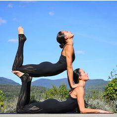 Acro Yoga Inspiration (@chintwins)