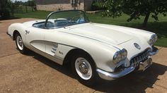 Are You Dreaming? 1960 Corvette Survivor - http://barnfinds.com/are-you-dreaming-1960-corvette-survivor/