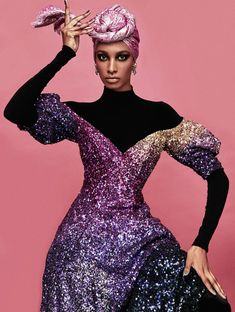 Mode Editorials, Fashion Editorials, Fashion Stylist, Editorial Fashion, Magazine Editorial, Diane Von Furstenberg, Peplum Dress, Fashion Photography, Stylists