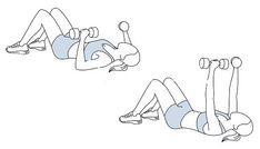 9 Best Ways of Exercises To Burn Fat At Armpit Bra Area – Holistic Life Course Armpit Workout, Arm Pit Fat Workout, Belly Fat Workout, Best Calf Exercises, Arm Toning Exercises, Do Exercise, Weight Loss Routine, Weight Loss Workout Plan, Exercise Workouts