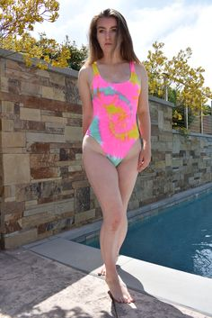 Essentials One-Piece Swimsuit Bimba 0-24