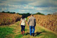 Engagement Photography by Tashina Carpenter, Indiana