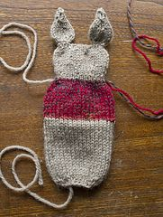 Ravelry: Comfort Animal Dolls pattern PK Olson