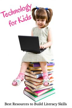 What are the best technology for kids resources? Here are great technology resources to build literacy skills. See apps, videos, music and more.