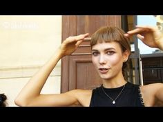 First Face Models on the Paris Runways 2 - Spring/Summer 2012 Fashion We...