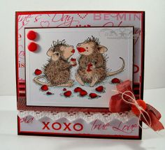 Valentine using Read My Lips from House Mouse.
