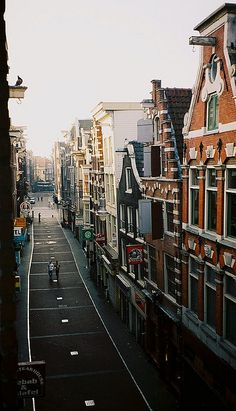 Amsterdam, Netherlands -- An unimpressive city. There was too much trash in the streets. Places Around The World, Oh The Places You'll Go, Places To Travel, Places To Visit, Around The Worlds, Travel Destinations, Holiday Destinations, Les Continents, Amsterdam Netherlands