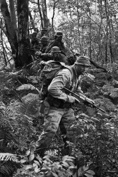 LRRP Teams in Vietnam