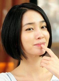 이민정 단발 lee min-jung SouthKorea Actress.