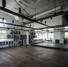 POWERHOUSE – KL Pilates Studio / Jacobs-Yaniv Architects                                                                                                                                                      More