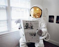 Top 10 des photos d'astronautes dans la vie de tous les jours, en toute simplicité