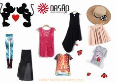 oasap giveaway!