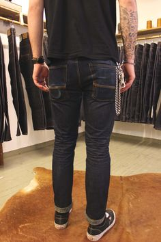 Livid Jeans Edvard Skinny used four months.